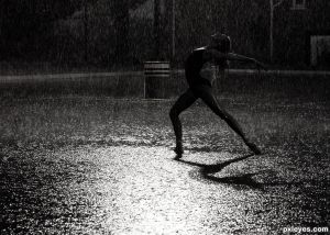 dancing in the rain - created by audreyj