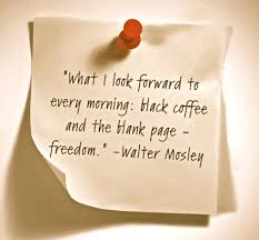 Generally speaking, writers and coffee go hand in hand.