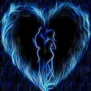 Two souls are sometimes created together and in love before they're born~F.Scott Fitzgerald