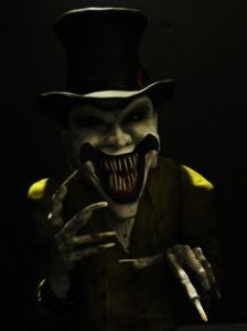Horror Fantasy Art | Ringmaster Horror Clown Statue by ~mycsculptures on deviantART