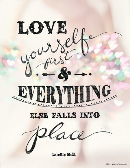 love-yourself-first