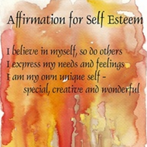 affirmation-of-self-esteem